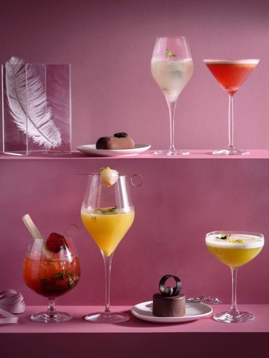 dessert bar dishes adhere to the past - 9