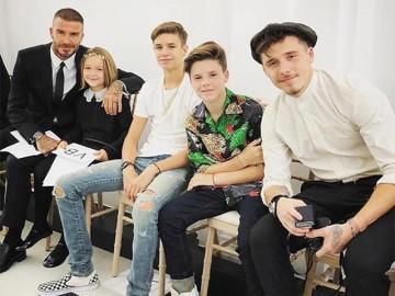 """Lần đầu tiên Victoria hé lộ lý do từng """"cấm"""" Beckham tới các show thời trang của cô"""