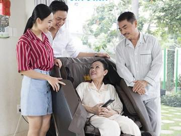 Những lợi ích mà bạn chưa từng biết của ghế massage