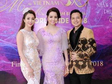 NSX Simon Cao từ Hoa Kỳ về Việt Nam tổ chức cuộc thi hoa hậu cùng Á hậu Thương Bella