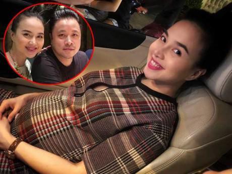 """Sao Việt 24h: Lo Đinh Ngọc Diệp chuyển dạ, Victor Vũ: """"Bố sắp về rồi, cứ bình tĩnh"""""""