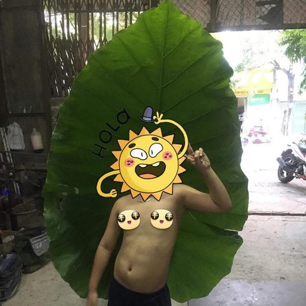 """la doc mung """"khung"""" hut 10 nghin like gay tranh cai khong hoi ket: doc mung hay cay ray? - 4"""