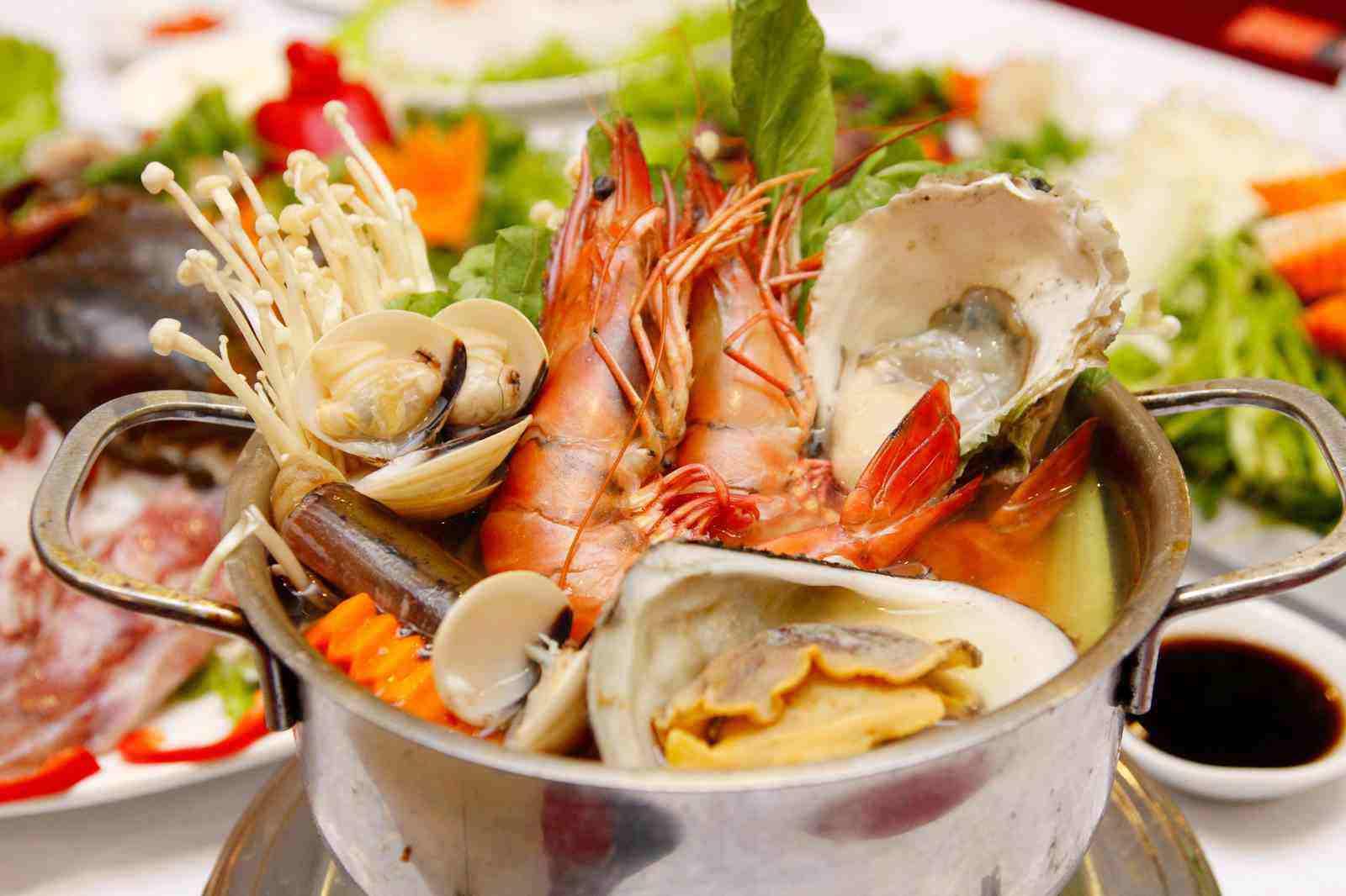 7 điều cần tránh khi ăn hải sản chị em cần nhớ kỹ để tránh bị ngộ độc