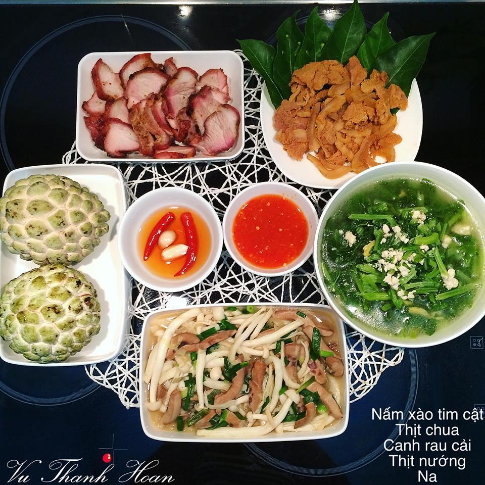 "com nha 2 nguoi 4-5 mon cua 9x ""nhan mat"" tren mxh khien canh chi em khong ngot loi khen - 7"