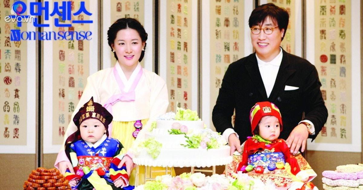 Lần đầu tiên trong đời, Lee Young Ae tiết lộ địa vị hoành tráng của chồng doanh nhân