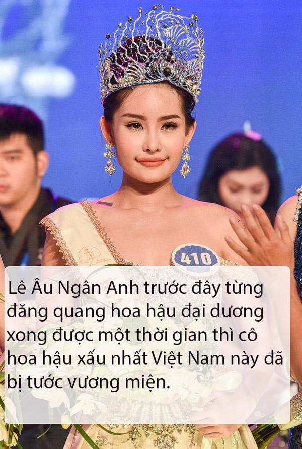that bat ngo, le au ngan anh lot top hoa hau... bi che xau nhat the gioi - 11