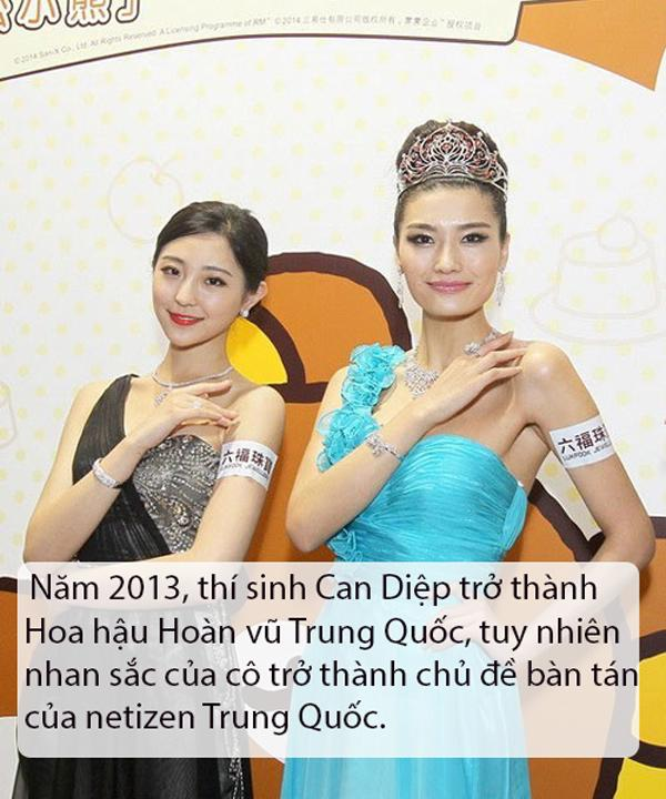 that bat ngo, le au ngan anh lot top hoa hau... bi che xau nhat the gioi - 4