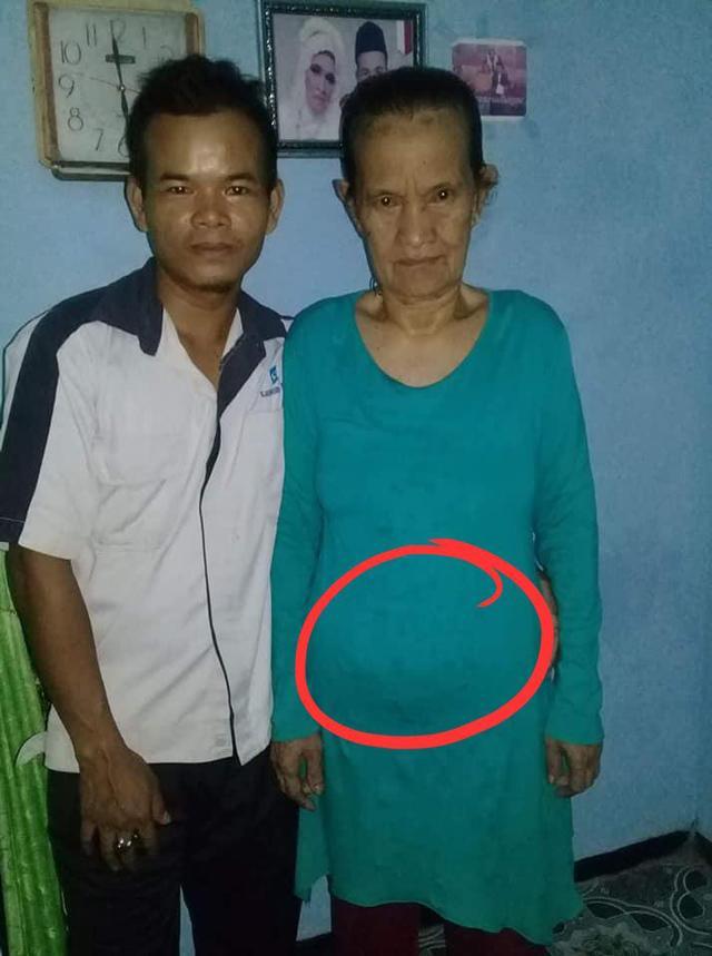 thuc hu chuyen cu ba 78 tuoi co thai voi chong 28 tuoi sau 11 thang ket hon? - 3