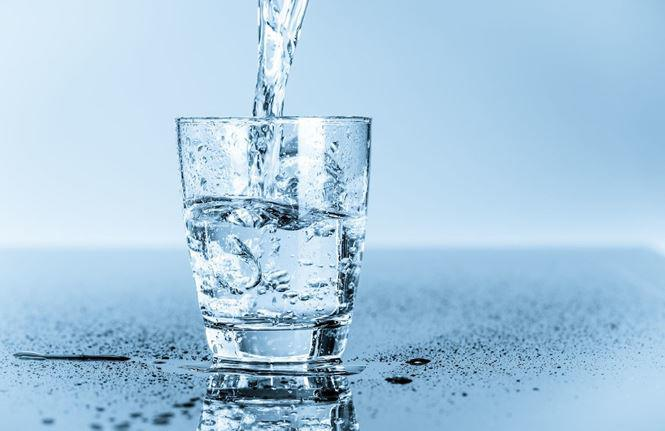 Nước lọc, Thói quen có lợi cho sức khỏe, Chữa bệnh