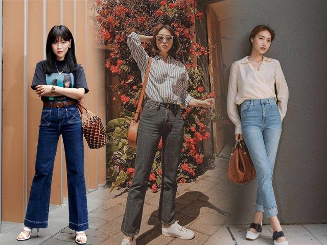 Thoát ác mộng mặc xấu ngày Sài Gòn mùa mưa, đây là 3 cách diện quần jeans bạn nên biết
