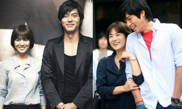 """pham bang bang - song hye kyo: su giong nhau ky la cua 2 """"chi dai"""" bang tuoi - 17"""