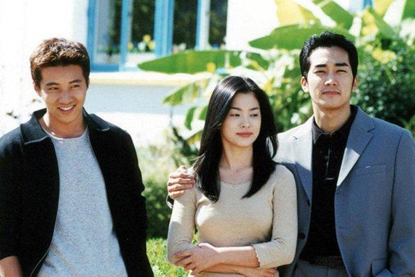 """pham bang bang - song hye kyo: su giong nhau ky la cua 2 """"chi dai"""" bang tuoi - 4"""