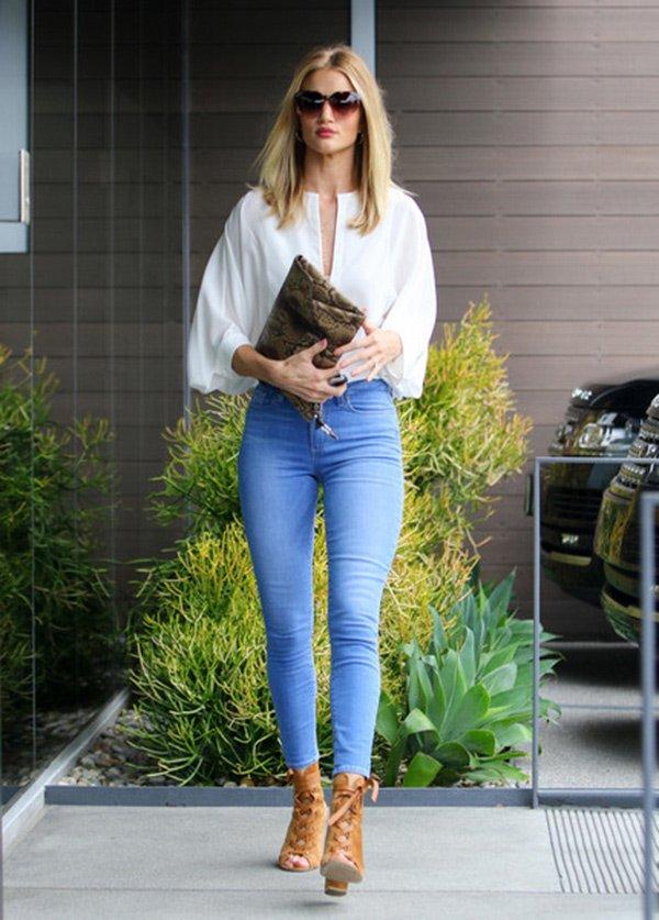 doi pho voi mua giong sai gon bang quan jeans, chi em can than keo hoa tham hoa thoi trang - 16