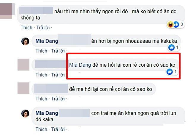 nu ca si nong bong lay chong xong bong biet nau an, me co lai lo cho con re vi... - 16