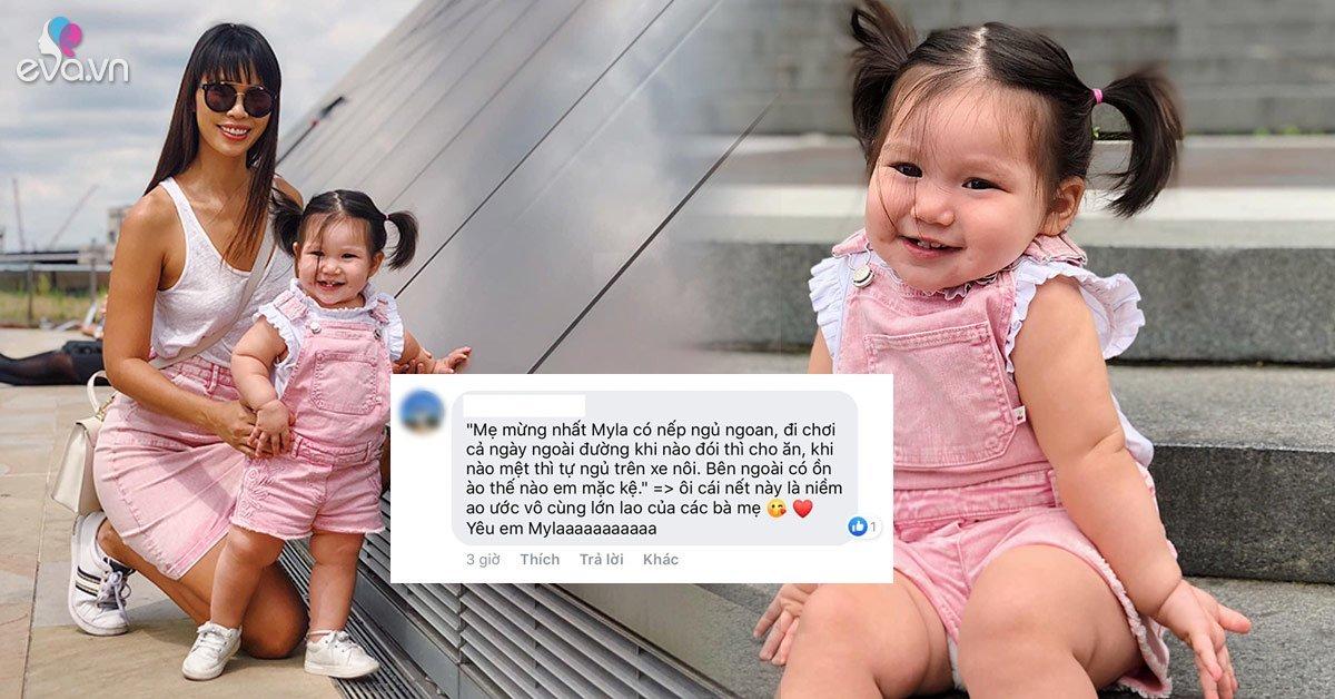 Sao Việt 24h: Đặc điểm này ở con gái Hà Anh chính là ước ao của hàng nghìn bà mẹ-Ngôi sao