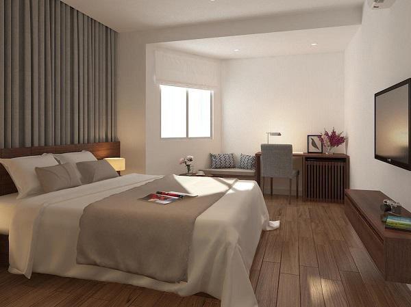 Khách sạn nào cũng có khăn trải ngang giường, 99% mọi người không biết để làm gì? - 4