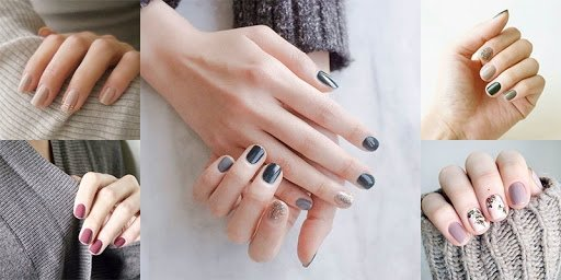 20 mẫu nail xinh đẹp đơn giản nhẹ nhàng được yêu thích nhất - Kiến thức nghề Nail, học Nail tại Học viện New Gem