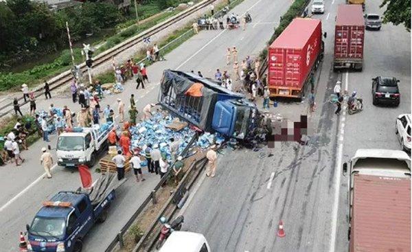Chuyên gia phong thuỷ lý giải về 3 vụ tai nạn giao thông liên tiếp ở quốc lộ 5 - 1