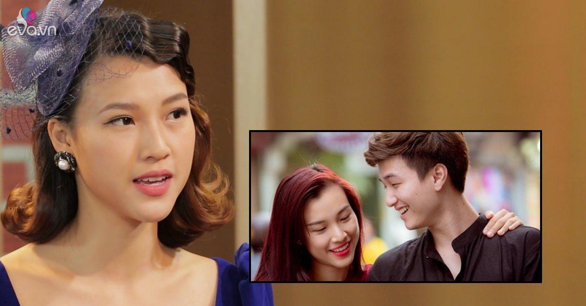 Á hậu Hoàng Oanh thẳng thắn nhắc lại mối tình thanh xuân với Huỳnh Anh-Ngôi sao