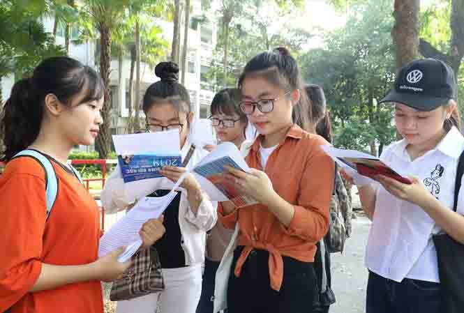 tuyen sinh dai hoc: thi sinh dieu chinh nguyen vong the nao khon ngoan nhat? - 1