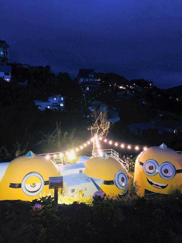 Xuất hiện khu homestay minion khổng lồ tại Đà Lạt khiến giới trẻ nhiệt tình tới check-in