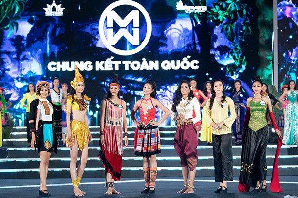 truc tiep: luong thuy linh dang quang miss world viet nam 2019! - 20
