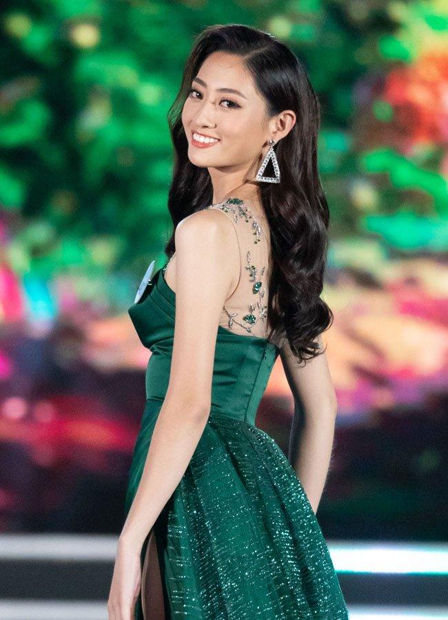truc tiep: luong thuy linh dang quang miss world viet nam 2019! - 1
