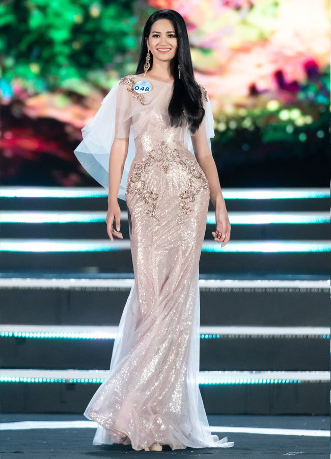 truc tiep: luong thuy linh dang quang miss world viet nam 2019! - 5