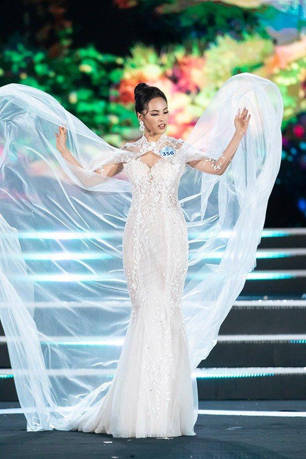 truc tiep: luong thuy linh dang quang miss world viet nam 2019! - 8
