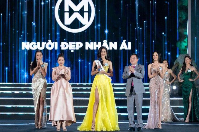truc tiep: luong thuy linh dang quang miss world viet nam 2019! - 9