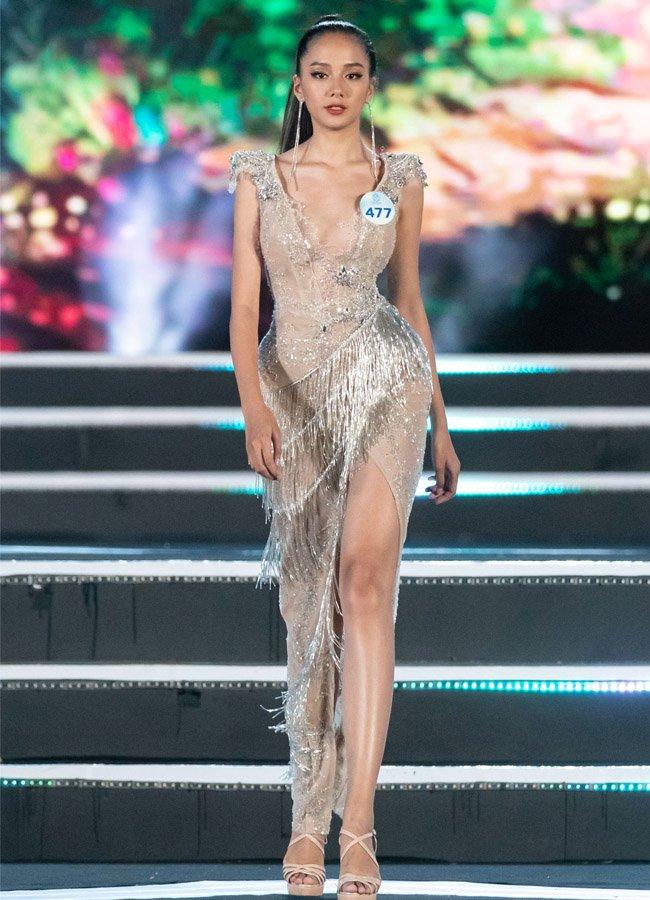 truc tiep: luong thuy linh dang quang miss world viet nam 2019! - 6