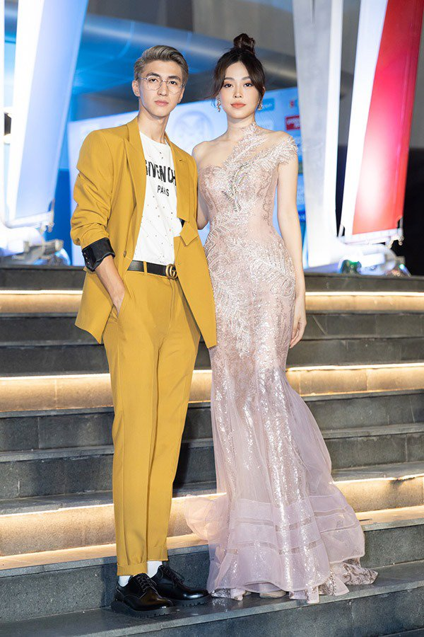 truc tiep: luong thuy linh dang quang miss world viet nam 2019! - 16
