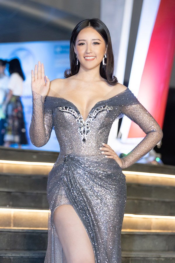 truc tiep: luong thuy linh dang quang miss world viet nam 2019! - 15