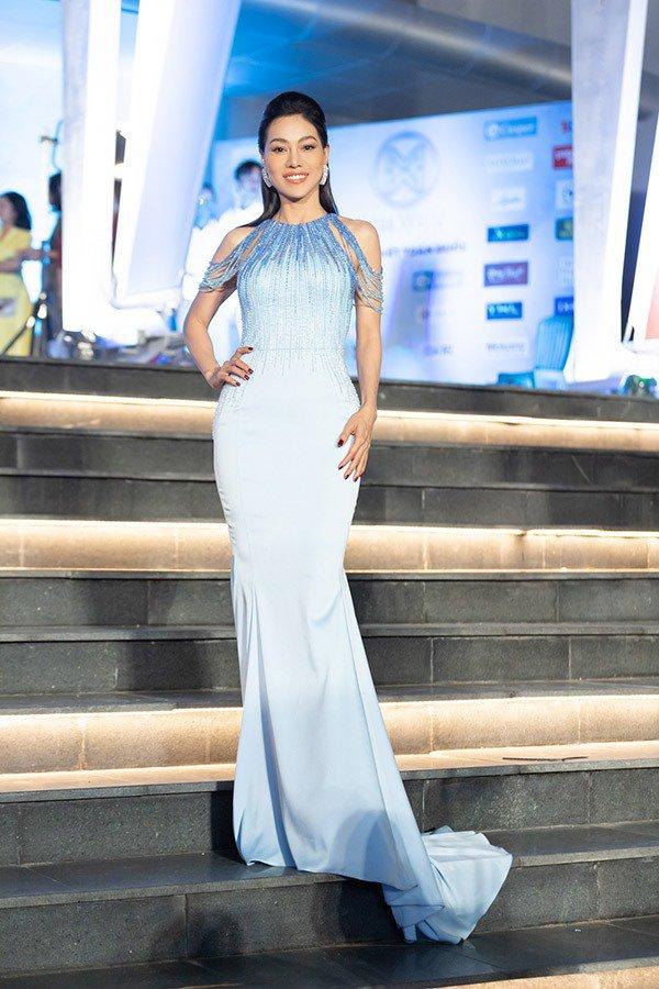 truc tiep: luong thuy linh dang quang miss world viet nam 2019! - 14