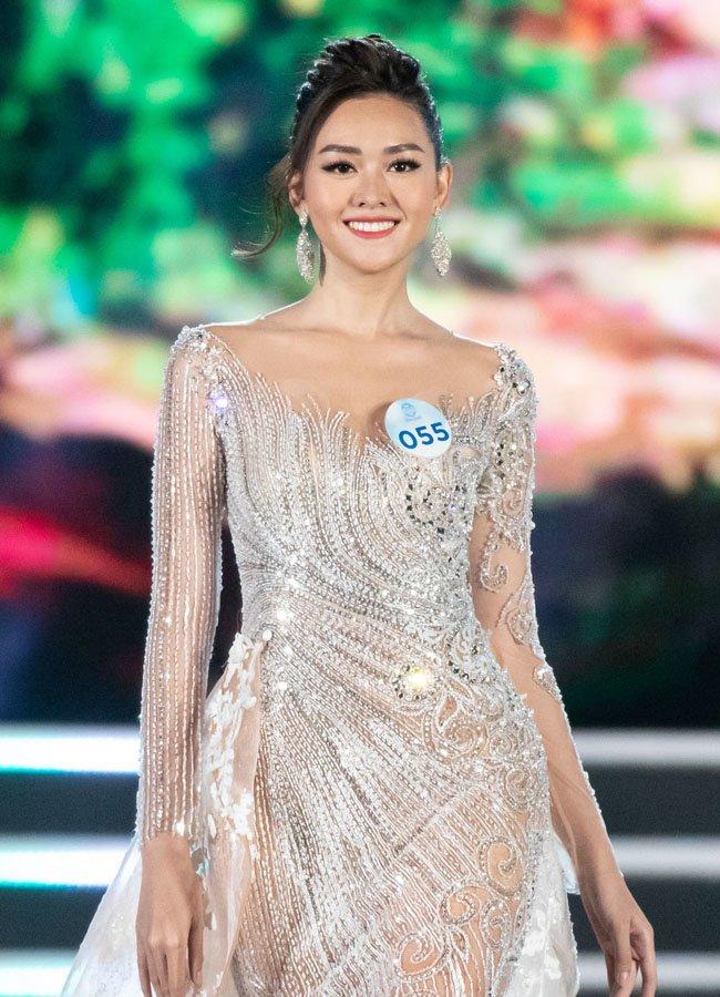 truc tiep: luong thuy linh dang quang miss world viet nam 2019! - 4