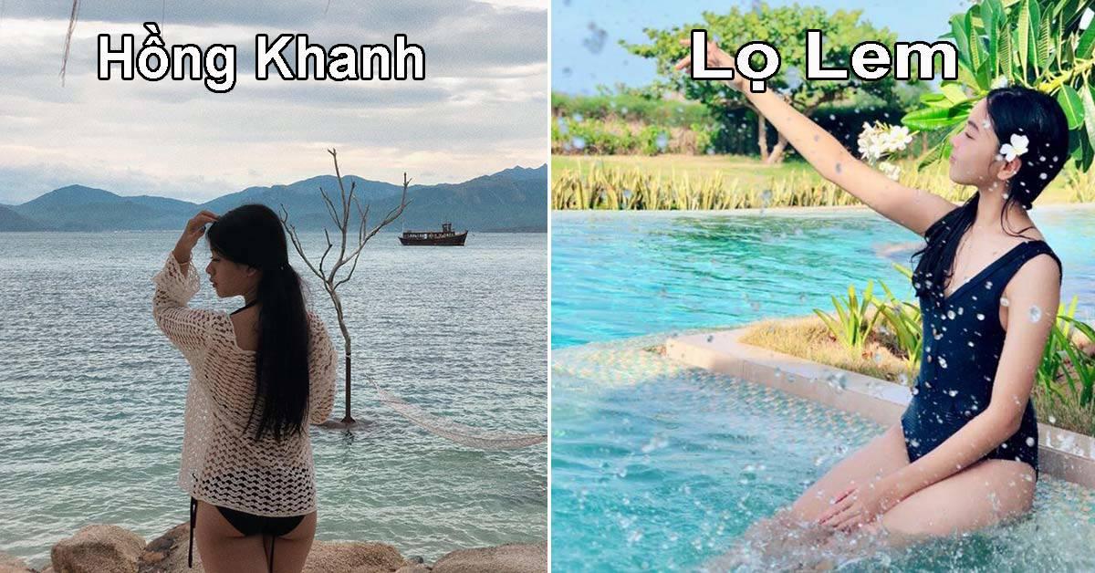 """Cùng diện bikini, con gái Quyền Linh - Chiều Xuân """"một trời một vực"""", thể hiện cách dạy khác biệt"""