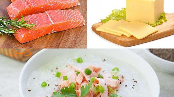 Cách nấu cháo cá hồi cho bé bảo toàn được tối đa các chất dinh dưỡng - 3