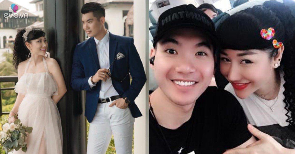 Trương Nam Thành xác nhận vợ đại gia hơn 15 tuổi vừa sinh đôi con trai