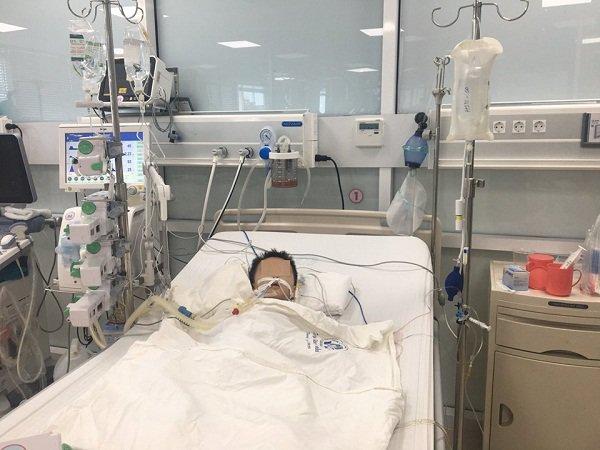 Bé trai 2 tuổi nguy kịch, hỏng gan vì sai lầm của mẹ khi hạ sốt