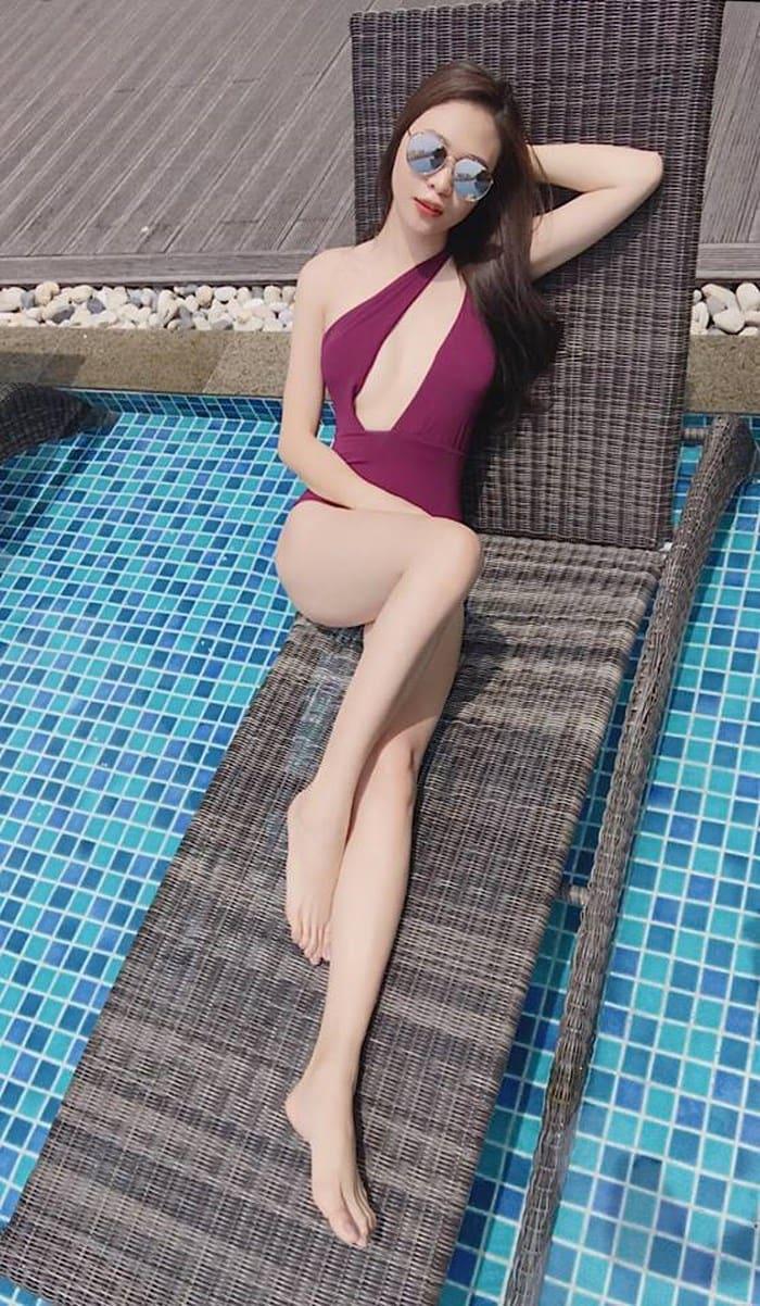 khi vo cac ong chong dai gia khoe dang voi bikini, dam thu trang van xep sau my nhan nay - 4