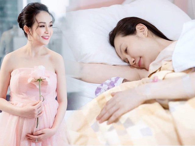 Sau sinh mới khoe hình bầu 8 tháng, bà xã Tuấn Hưng khiến CĐM bấm like vì quá xinh đẹp