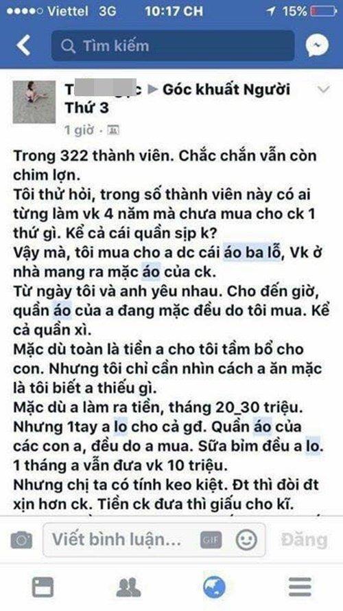 """dot nhap """"goc khuat nguoi thu 3"""", chi em ta hoa khi """"chinh that"""" bi dan mat danh ghen nguoc - 5"""