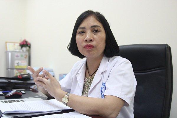 Mẹ trẻ cấp cứu trong tình trạng da mỏng manh, trắng bệch vì chủ quan sau điều trị suy giáp  - Ảnh 1.