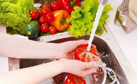How to do this when cooking vegetables, damaging the large bowl in vegetables will disappear - 3