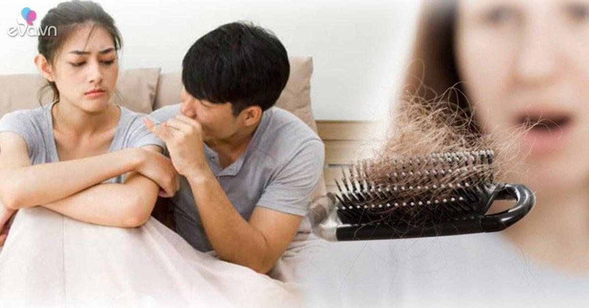 Căn bệnh ở cổ, chị em mắc nhiều hơn nam giới: Rụng tóc, giảm ham muốn hãy coi chừng