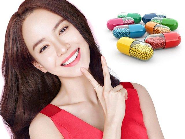 Bổ sung vitamin ngay nếu thấy nhan sắc có những biểu hiện xuống cấp trước khi quá muộn