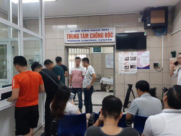 Vụ cháy công ty Rạng Đông: Đã có kết quả xét nghiệm 12 người nghi nhiễm độc thủy ngân