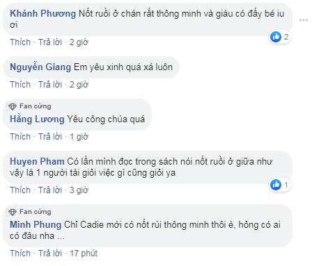 elly tran buon vi con gai xinh bong moc not tren mat nhung hoa ra lai la dieu may - 5