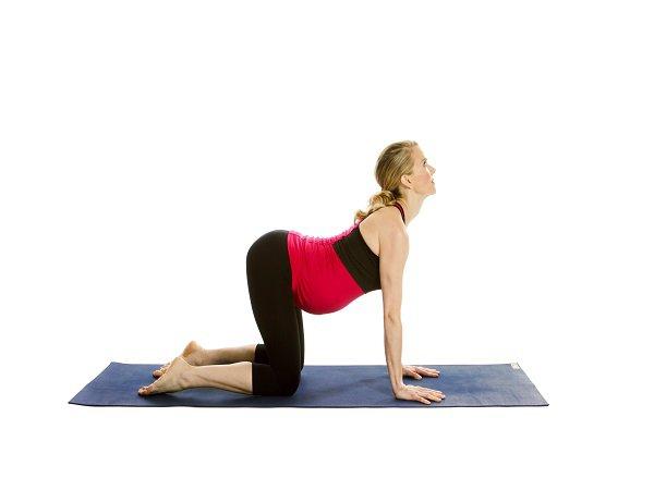 yoga cho ba bau: nen tap khi nao, bai tap nao tot an toan cho me bau? - 5