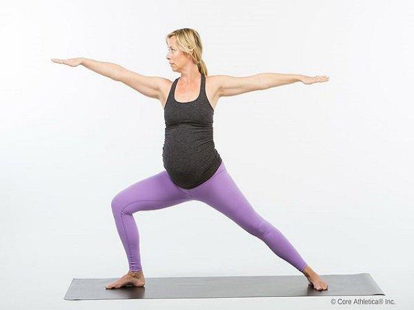 yoga cho ba bau: nen tap khi nao, bai tap nao tot an toan cho me bau? - 8